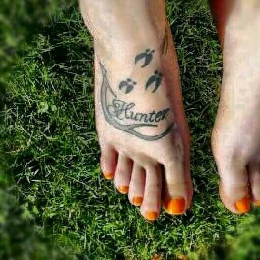 Country tattoo