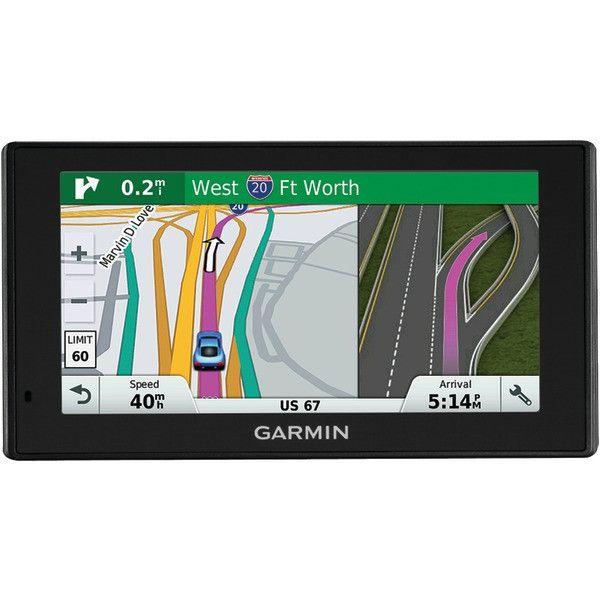 "GARMIN 010-01540-01 DriveSmart 60LMT 6"" GPS Navigator with Bluetooth(R) & Free Lifetime Maps & Traffic Updates"