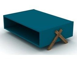 Niebieski stolik Rafevi Kipp