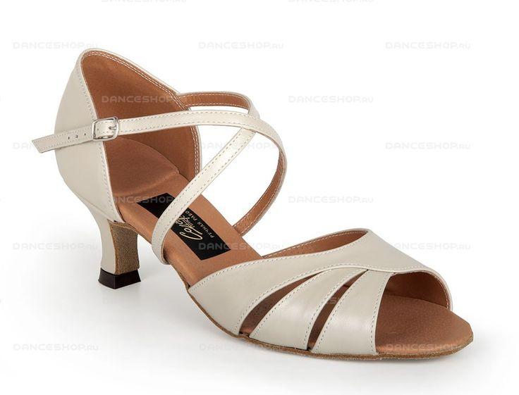Обувь для танцев Соло плюс, модель L502, Женская латина