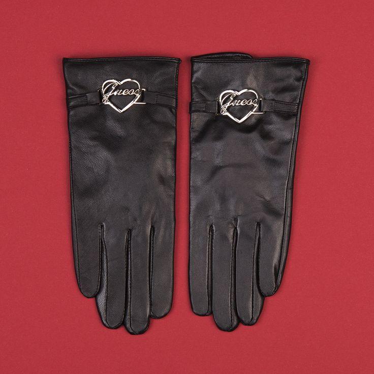 #brandpl #brand #guess #accessories #fallwinter14 #fw14 #black #gloves #onlinestore #online #store #shop