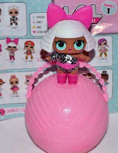 Nuevo-Lol sorpresa Muñeca poco indignante Littles Diva-cambios De Color-Glee Club!
