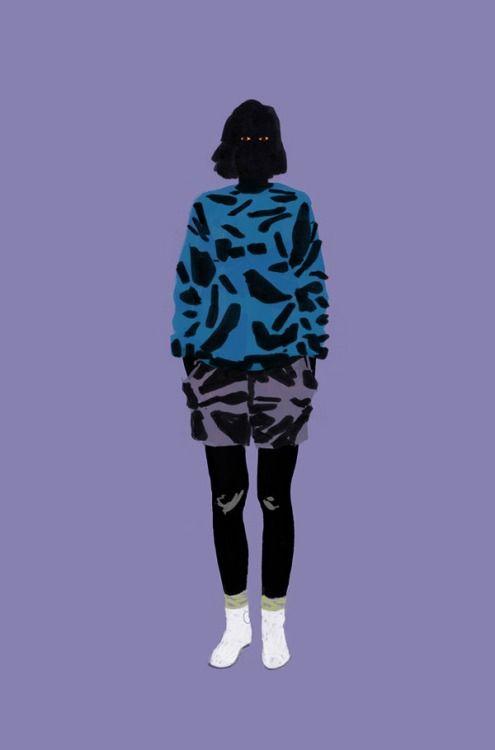 galasai: Dadu Shin I Don't Like Clothes, 2011-2014 (Street Etiquette Moodboard)