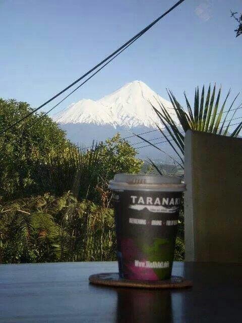Taranaki like no other
