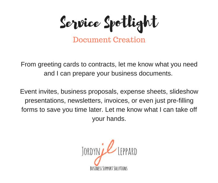 From greeting cards to contracts, let me know what you need and I can prepare your business documents.   Event invites, business proposals, expense sheets, slideshow presentations, newsletters, invoices, or even just pre-filling forms to save you time later. Let me know what I can take off your hands.
