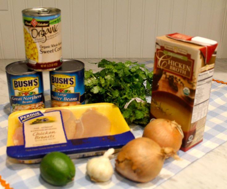 White Chili Recipe | Recipes | Pinterest