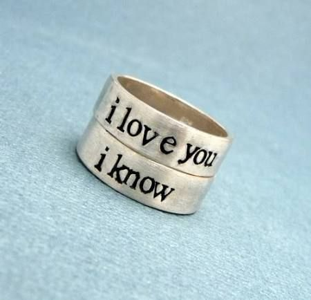 promise rings for couples tumblr - Google Search