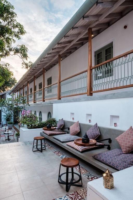 Hotel Fort Bazaar, Galle, Sri Lanka. #VisitSriLanka