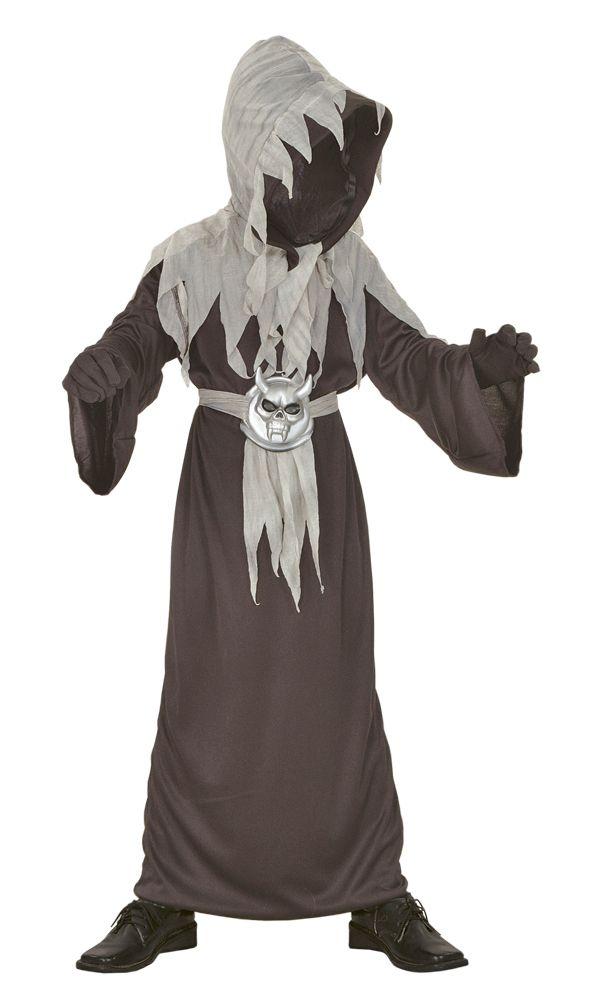 Kostüm Skull Demon Kinder Kostüm Halloween Karneval Fasching