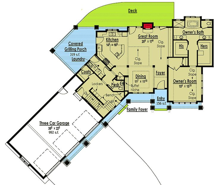 Best 25 custom house plans ideas on pinterest build for Custom dream home floor plans
