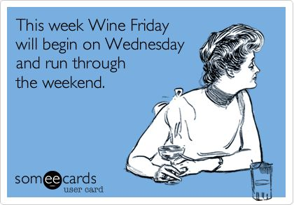 In anticipation for the long Holiday Weekend! #MartinLutherKingJr #WineWednesday #wine