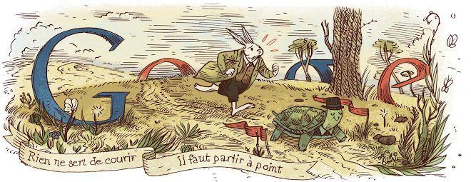 Jean de la Fontaine's 390th Birthday
