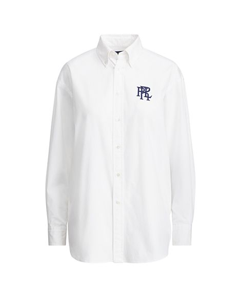 Boyfriend Oxford Shirt