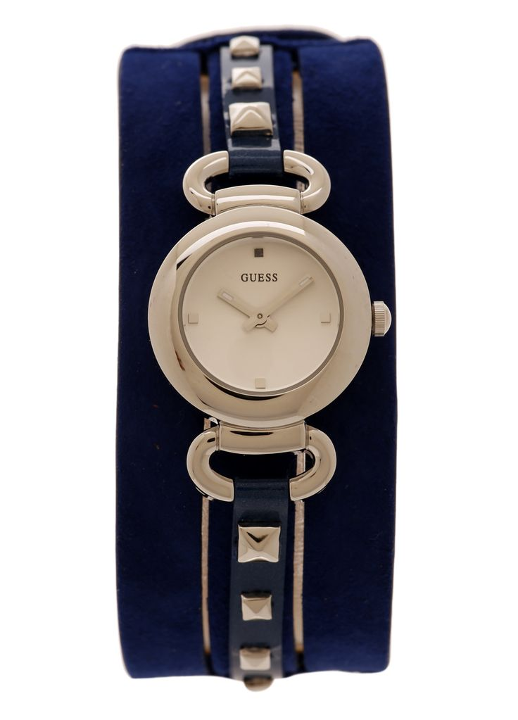95AUD+shipping Designer: GUESS/ Colour: Suede Blue /  Water Resistant: 1 ATM/ Warranty: 1 Year