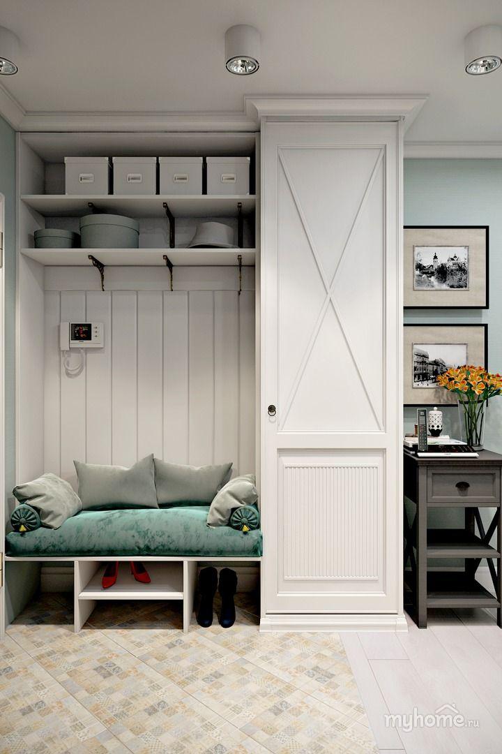Может ли квартира в панельном доме быть уютной? Этот проект - это наш ответ.