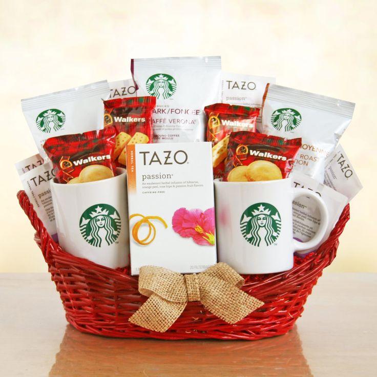 Starbucks Valentine Surprise Gift Basket - 7791