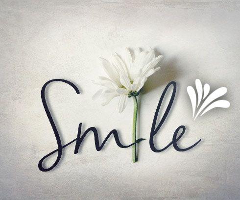 Smile ;)