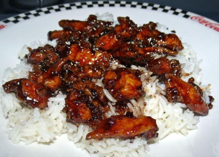 Mongolian Chicken- craftycreativekathy.wordpress.com