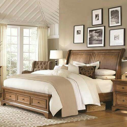 Shop For The Walnut Creek Queen Sleigh Storage Bed At Morris Home   Your  Dayton, Cincinnati, Columbus, Ohio Furniture U0026 Mattress Store