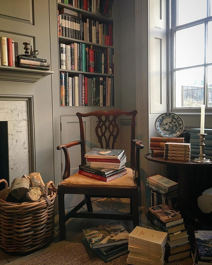 Best 25+ Small Home Libraries Ideas On Pinterest | Home Libraries, Cozy  Reading Rooms And Home Library Diy