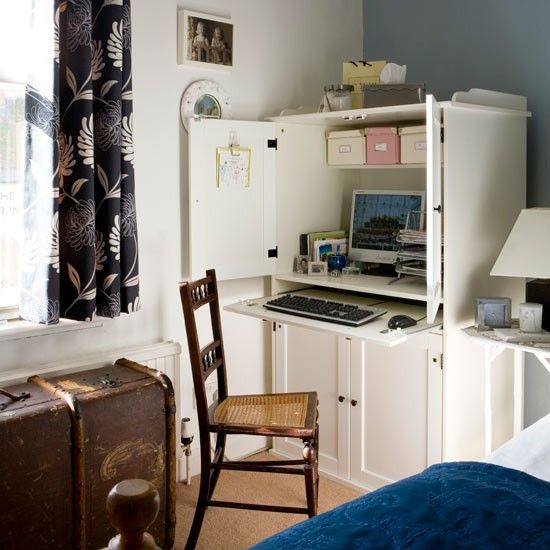 Do It Yourself Home Design: 29 Best Images About Hidden Desks On Pinterest