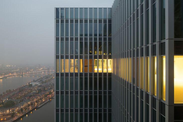 De Rotterdam wordt vrijdag opgeleverd - PhotoID #275645