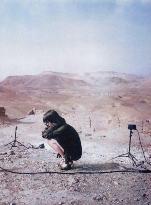 Desert photo. Via #codefashion.