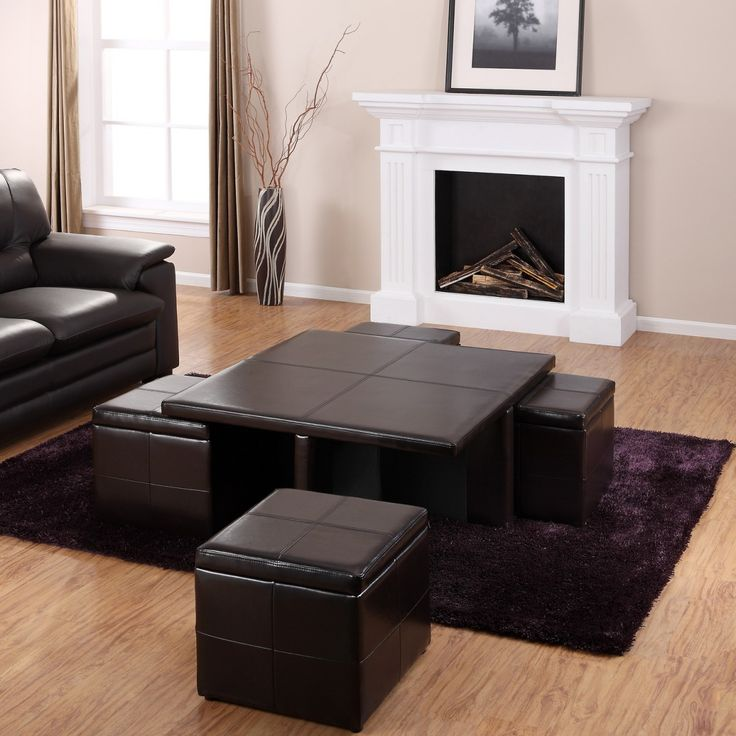 - 17 Best Images About Coffee Tables With Seating On Pinterest
