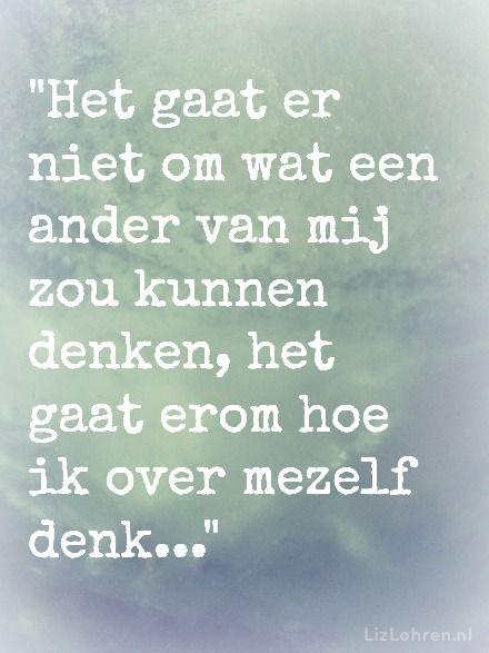LizLohren.nl *** 365 Dagen Positief ~ Faalangst…