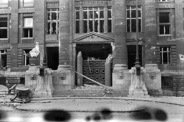 Markó utca 16, Budapest in 1949