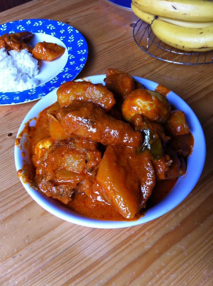 Chicken Potato Curry