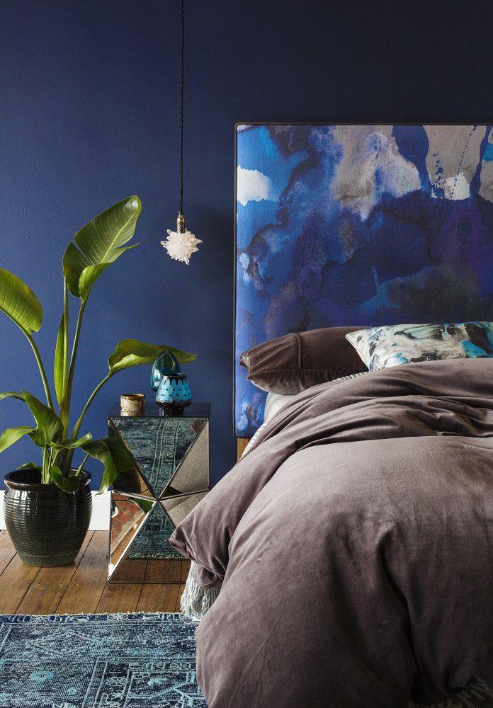 Mexsii headboard - Icelandic Dream low profile | Mexsii Bedhead Collection from Australia | Mexsii hoofdbord maakt van je slaapkamer een waar kunstwerk | ARCHANA.NL