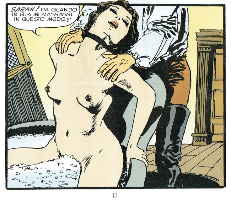 Manara Maestro dell'Eros-Vol. 21, Jolanda De Almaviva-12b