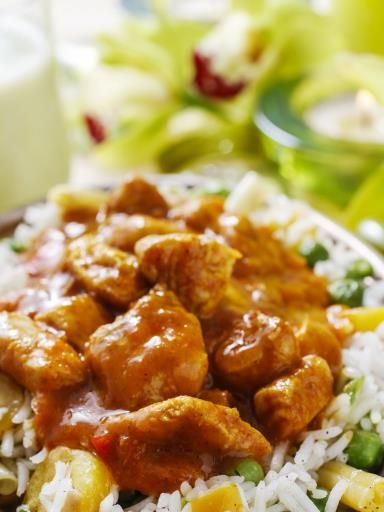 Curry de poulet : Recette de Curry de poulet - Marmiton