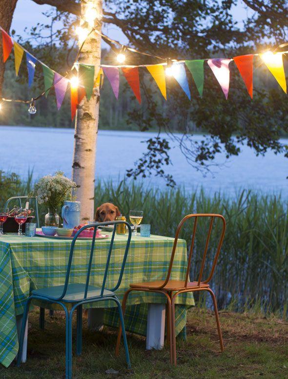 Hyvää juhannusta! Happy Midsummer! ***  Maukas menu kesäiltaan - poimi herkulliset reseptit! – Ruoka.fi
