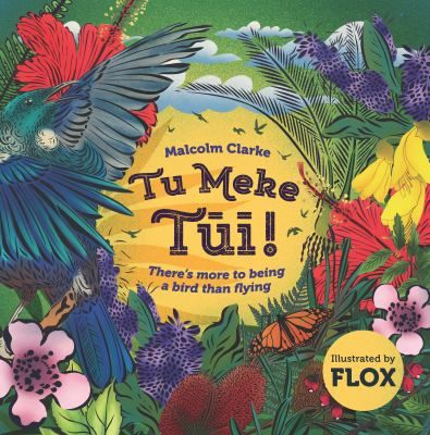 Tere the Tūī and Taitū the Takahē are two very different sorts of birds: one loves to flit and twirl about in the sky, while the other prefers to rustle around in the undergrowth. Tu Meke Tui! is a story of friendship, courage and discovering that sometimes it's our differences which make us truly special.