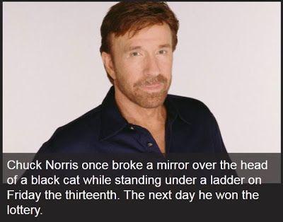 19 Chuck Norris Facts  2Tout2Rien