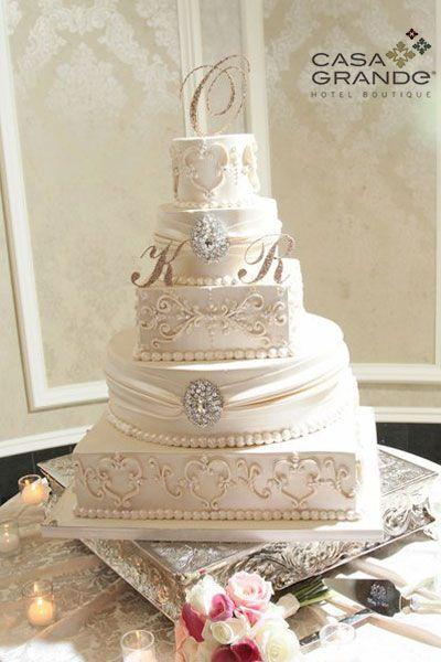 #CásateEnGrande, dale un toque original y divertido a tu pastel con nuestra guía de letras decorativas.