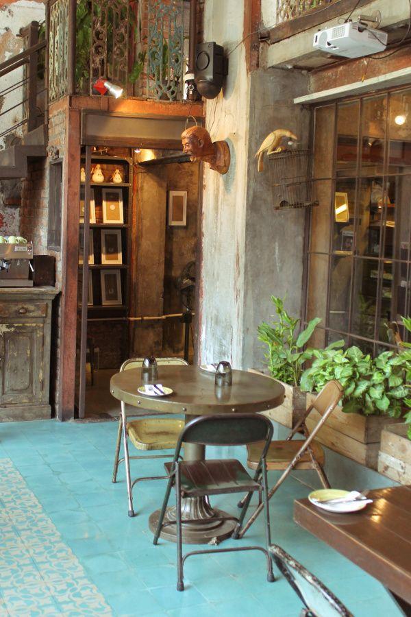 Pali Village Cafe, Bandra West, Mumbai, India