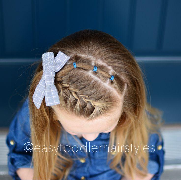 Kids Cheveux Cheveux Tendance Tresse Facile Coiffure Cheveux Long Idees De Coiffures