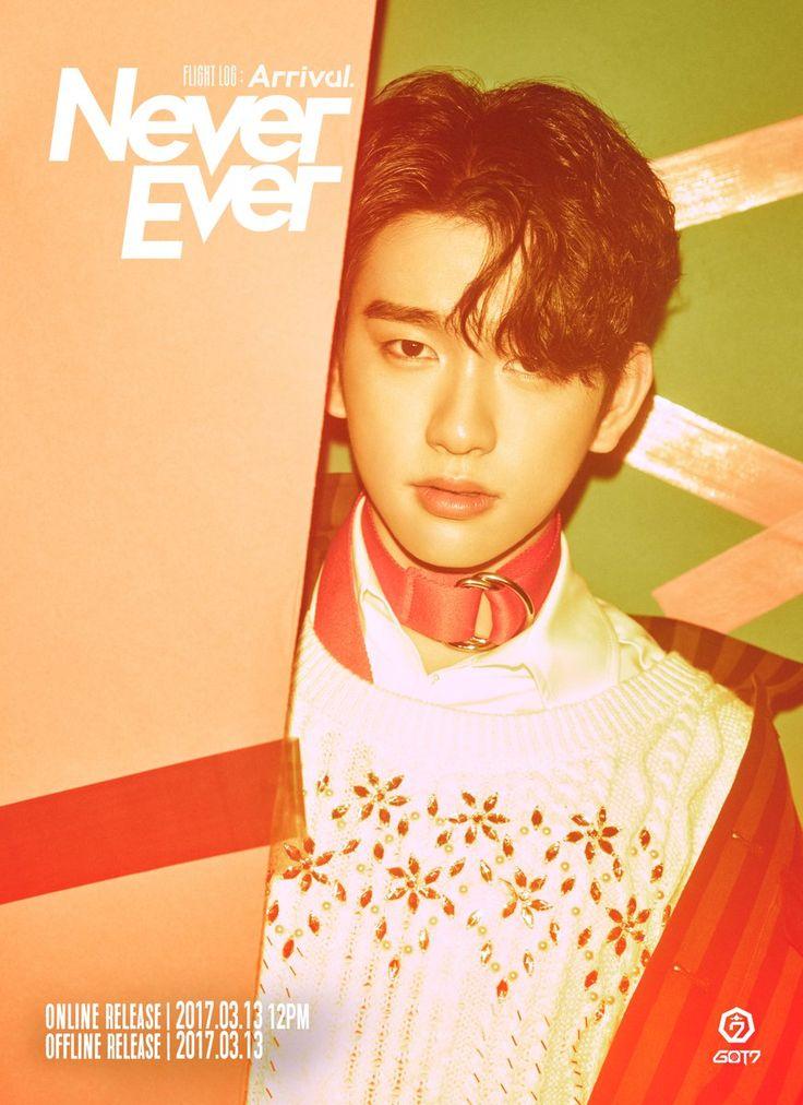 GOT7 <FLIGHT LOG : ARRIVAL>   TEASER IMAGE #Jinyoung
