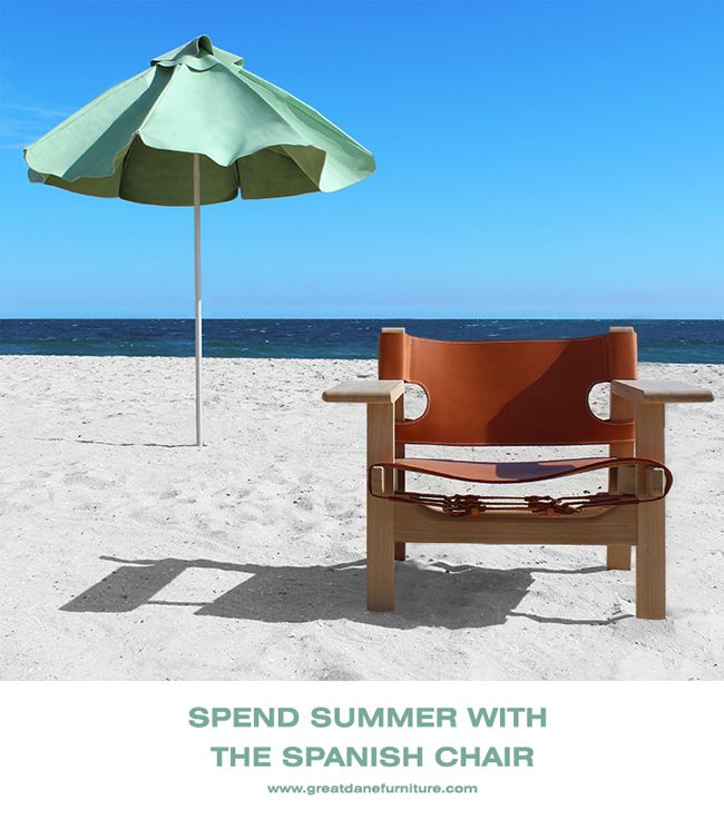 Spend Summer with The Spanish Chair