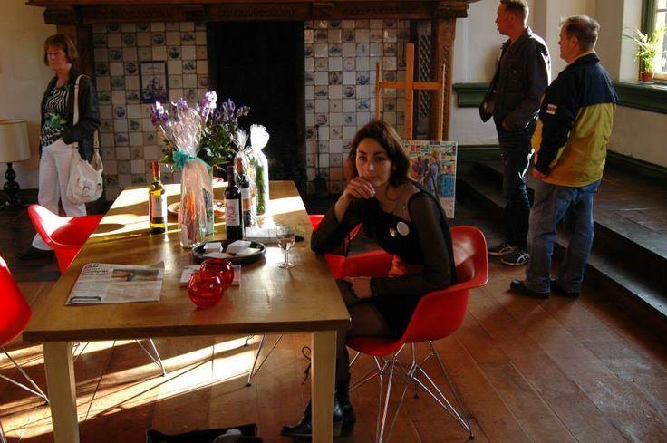 Expositieruimte Stuk van Kunst, trapjeshuis Veldhoven