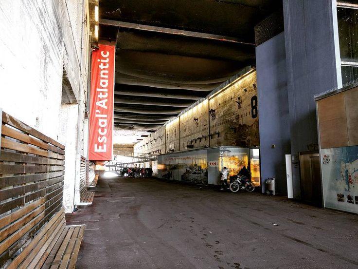 Saint-Nazaire onderzeebootbunker. #moto73trips.blogspot.nl #flickr #photography #travelphotography #traveller #canonnederland #canon_photos #travelblog #reizen #reisjournalist #travelwriter #reisfotografie #landschapsfotografie #instafollow #moto73 #motor #suzuki #v-strom #MySuzuki #motorbike #motorfiets #bretagne # visitfrance #atoutfrance #frankrijkfans