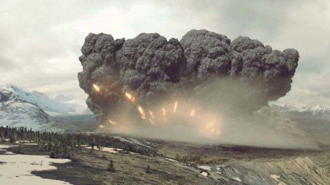 Selon les scientifiques, le super volcan Yellowstone pourrait être proche de l'éruption