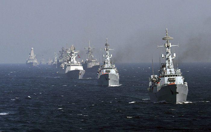 Die NATO und die USA haben jetzt deutlich mehr Truppen im friedlichen Rumänien konzentriert als in Syrien. Im westlichen Teil des Schwarzen Meeres – im rumänischen und im internationalen Gewässer – begann die Seeübung Poseidon-2017, berichten russische Medien am Donnerstag.