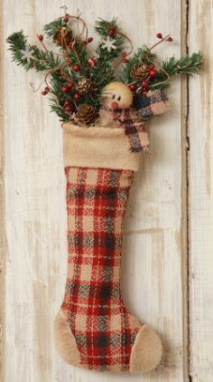 Perfect for a wall or a back door.... just so sweet... looks like Christmas.