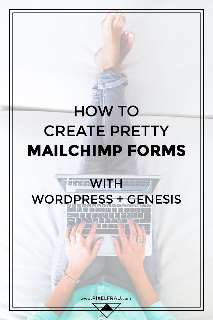 Watch this video tutorial to learn how to use Genesis eNews Extended with MailChimp.