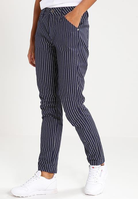 G-Star PHARRELL WILLIAMS ELWOOD X25 3D  BOYFRIEND  - Spodnie materiałowe - indigo/milk za 549 zł (12.03.17) zamów bezpłatnie na Zalando.pl.