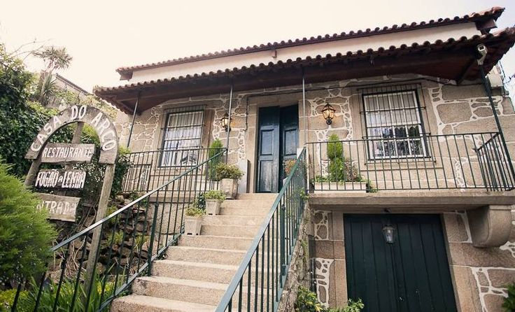 Casa do Arco in Maia, Porto